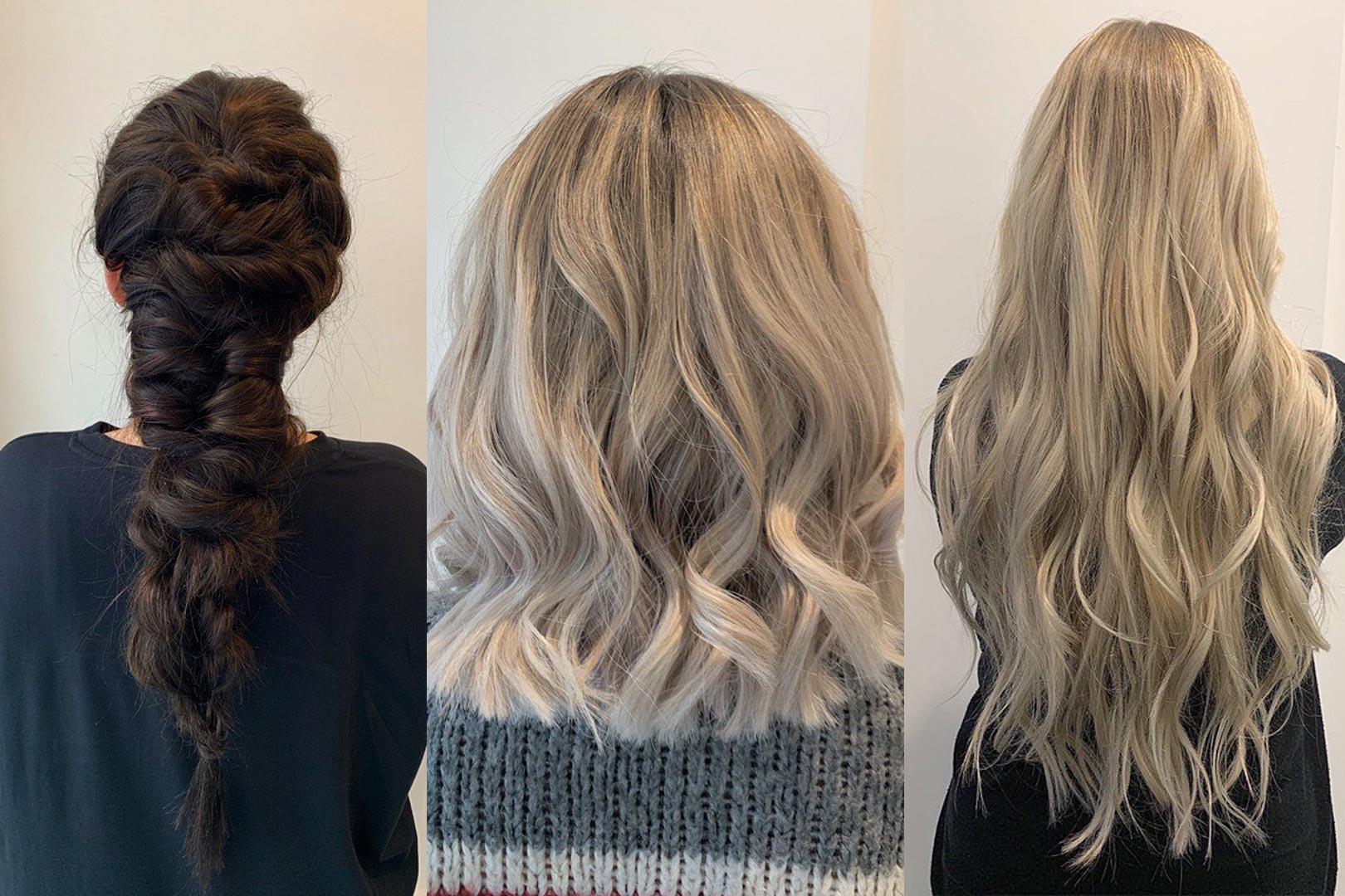 Creative Hair Stylist Long Locks by Millie